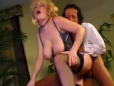 Big ass mature orgasm