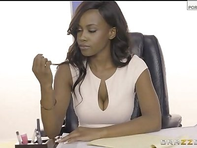[BigTitsAtWork] Jezabel Vessir (You Can't Spell Horny Without 'HR') View more videos on befucker.com