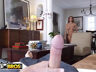 BANGBROS - Latina MILF From Colombia, Bianca, Taking Dick From Sean Lawless