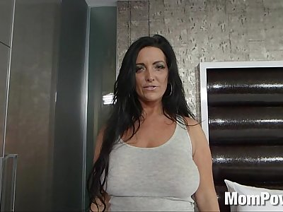 Sammy Brooks MILF blowjob